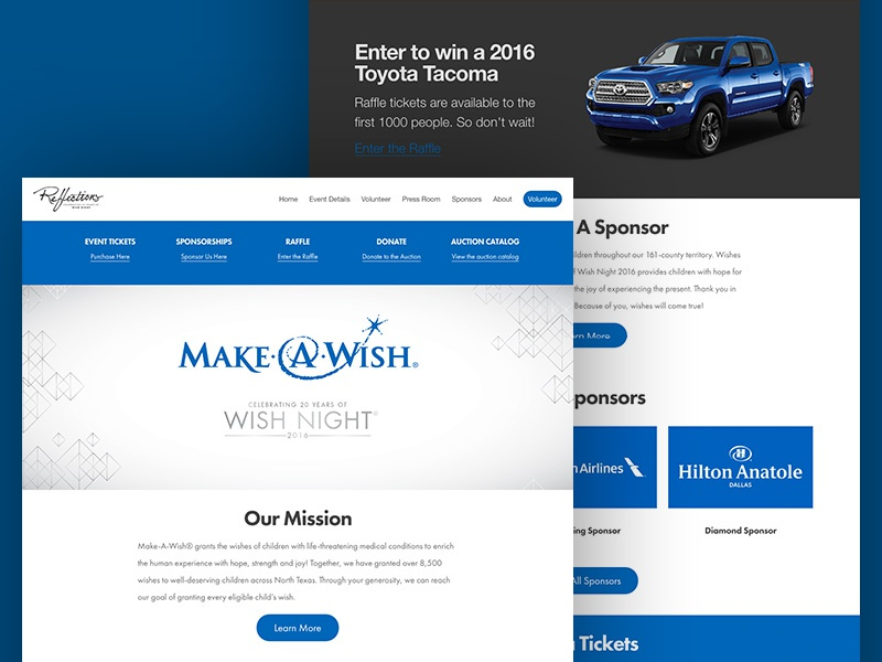 Make-A-Wish Wish Night