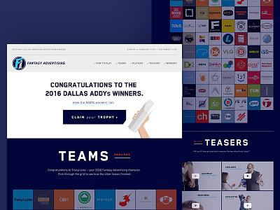 Fantasy Addys Homepage