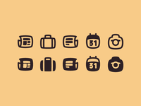 Squircle Icons