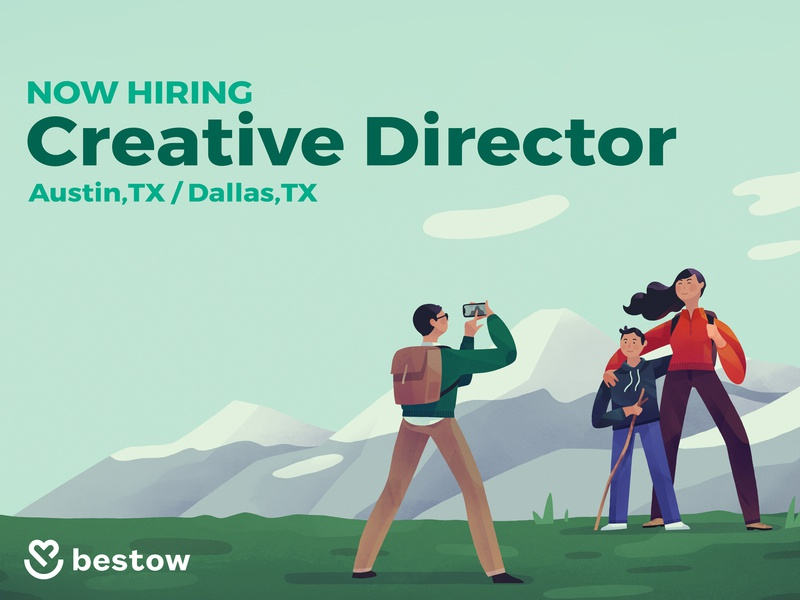 Now Hiring! Creative Director creative director hiring job jobs
