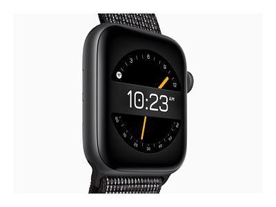 Apple Watch Series 4 face concept clock watch ui watch os watch face apple watch mockup apple design watchos apple watch watch apple
