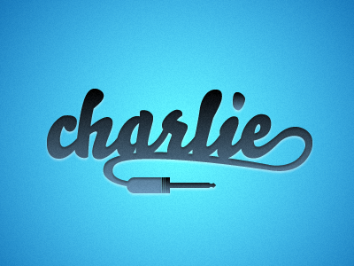 logo for a dj…