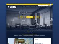 Sig Tau Website