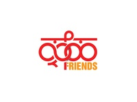 Logo design for Sneha Friends friends kannada logo