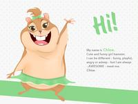 Hamster Chloe