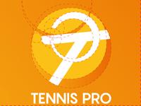 Tennis Pro - Refresh logo