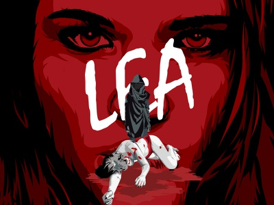 Lea Variant poster movie french