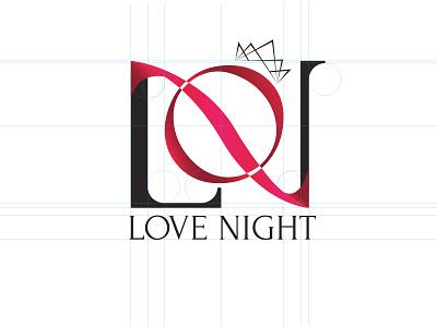 Love Night club logo night love