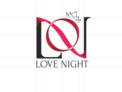Love Night club logo night love