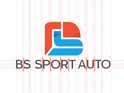 Bs Sport Auto logo auto sport bs