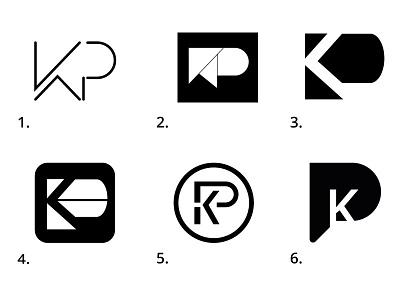 Kevin Placide Rebranding rebranding personnal graphicdesigner logo
