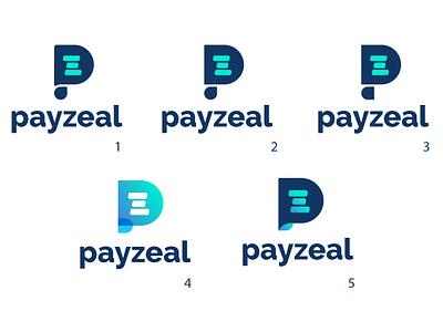 Payzeal logo concept 2