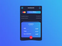 Bank Account UI