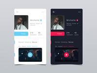 Twitter Profile Revamp UI