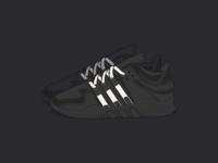 Adidas EQT Illustration