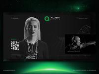Alien Media Website - Pack 01