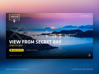 Check-in Vietnam / Website Concept