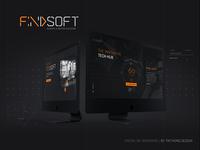 FINDSOFT - Digital production - UI design