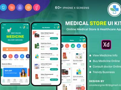 Medical Pharmacy App