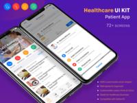 Healthcare UI KIT