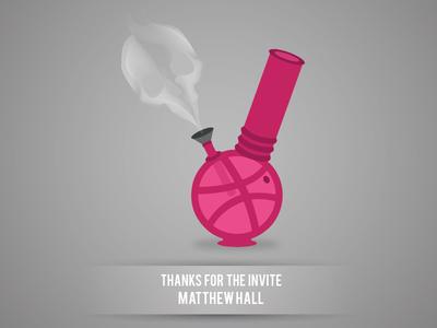 Thanks for the invite Matty!!