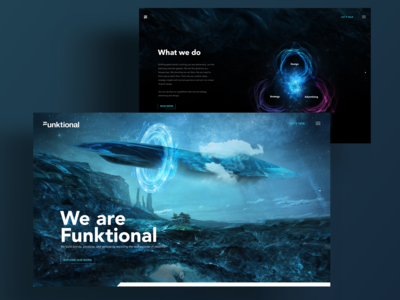 Funktional Agency Web Site