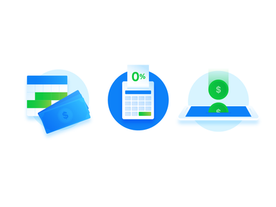 Payment Method & Credit Card Icon Set online sell buy calendar calculator card money payment icons