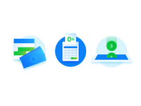 Payment Method & Credit Card Icon Set