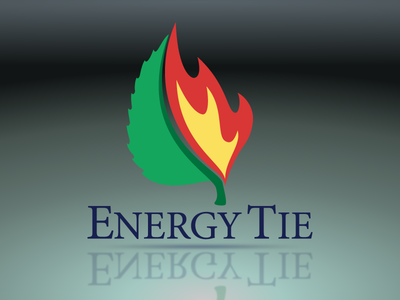 Logo Energytie Dribbble energy illustrator logo