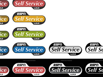 Selfservice Logosheet logos illustrator