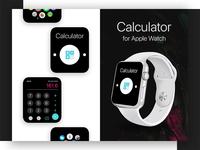 Calculator for Apple Watch