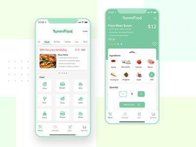 YummiFood App