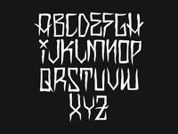 Neo-Traditional Font