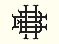 Bear Of Hate City Monogram