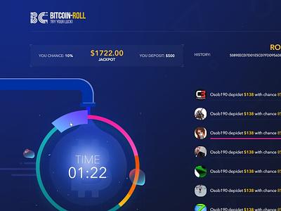 bitcoin roulette script