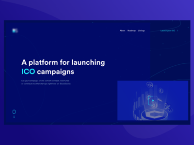 Upcoming Ico Launcher Platform