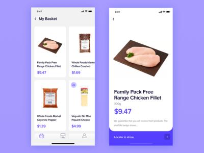 Store AR iOS App