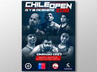 Poster Chileopen 2018