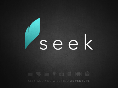 Seek App Logo