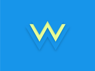 W by Telma Ferreira via dribbble