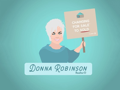 Branding - Donna Robinson, Realtor