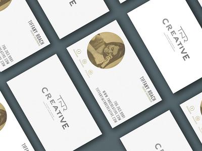 New Business Card Design