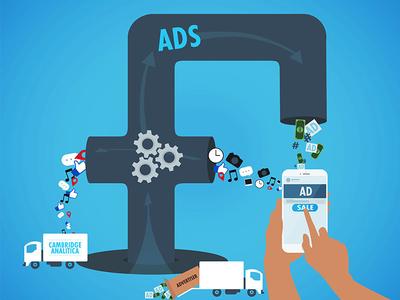 Ad Process Illustration