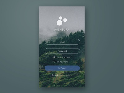 DailyUI 001 001 graphic design ui ux dailyui