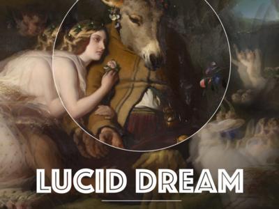 Lucid Dream - Album Cover track song cover album music