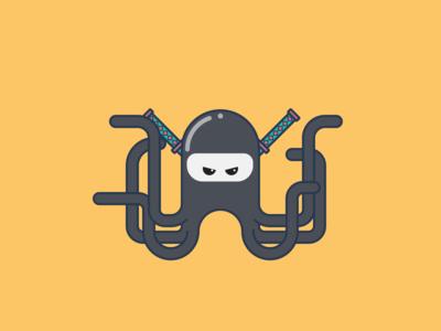 Ninja Pus (Octopus)