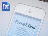 iPhone 5 Grid by Eddie Lobanovskiy