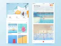 Ui Design Concept-Designer social page