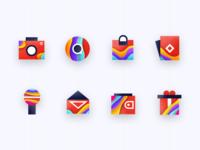 Icon Design Style 2