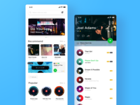 Music Player Concept 02